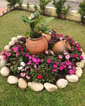 90 sugestões de enfeites para jardim para criar um ambiente encantador