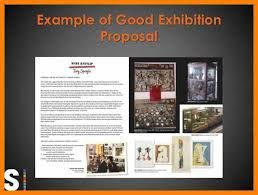 Image Result For Art Exhibition Proposal Template Small Space