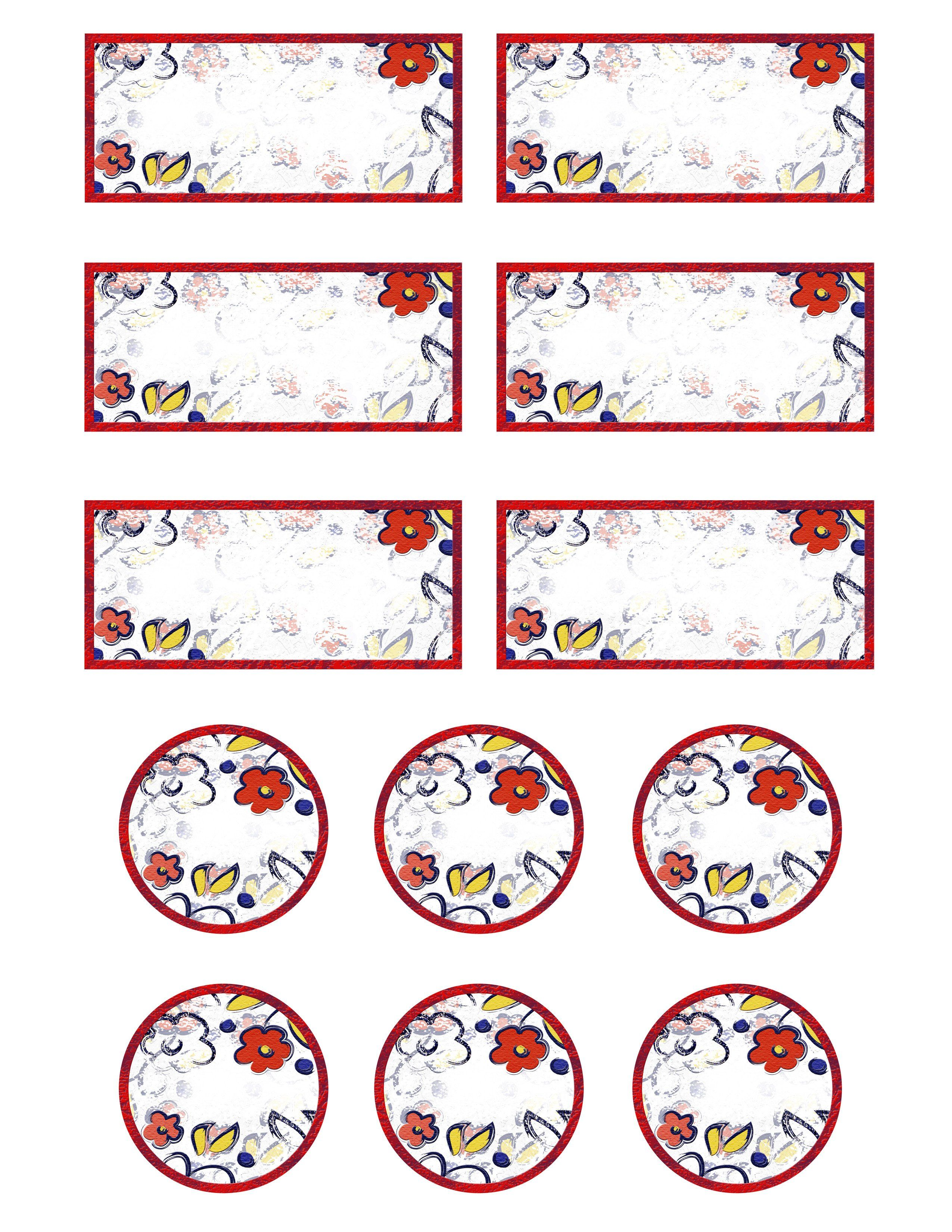 Free Printable Labels Template Free Printable Jar Labels For Home Canning Labels Printables Free Templates Printable Label Templates Labels Printables Free