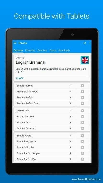 English Grammar & Phonetics APK v7 1 7 (Ad-free) - Android