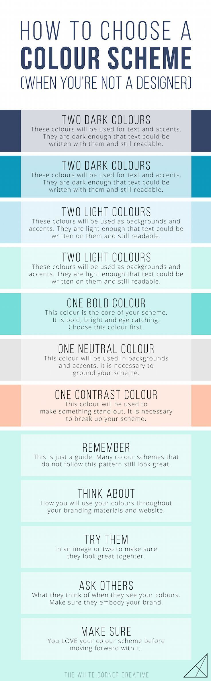 Choosing A Color Scheme For Your Home how to choose a colour scheme (when you're not a designer