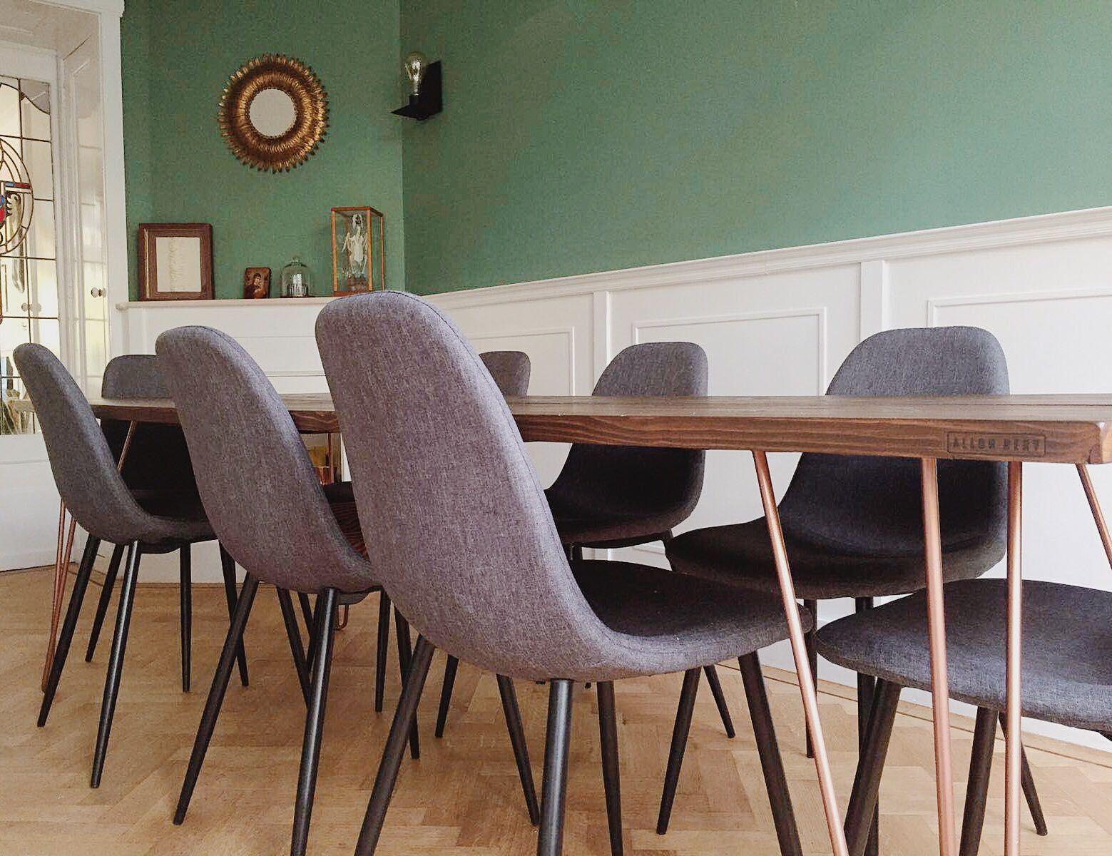 Allon Dery eettafel #eetkamer #eettafel #allondery #diningroom ...