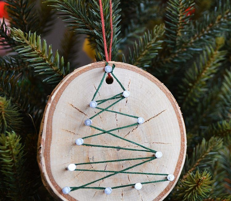 weihnachtsbaumschmuck basteln 32 ideen aus verschiedenen materialien gartenkinder. Black Bedroom Furniture Sets. Home Design Ideas