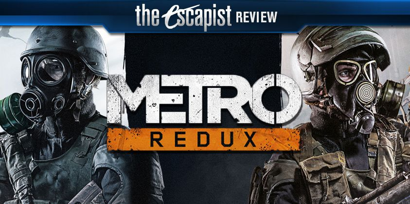 Metro Redux Review - From Russia With Love