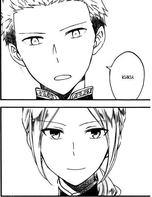Mitsuhide x Kiki | Белоснежка, Манга, Аниме