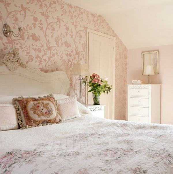 Merveilleux Tips On Choosing Wallpaper For Your Bedroom