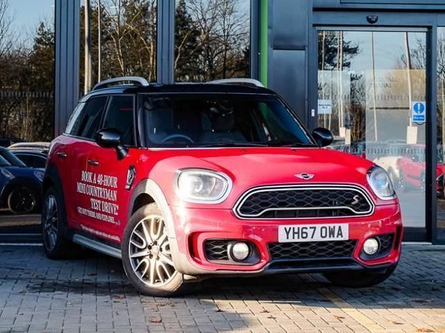 Lovely 2017 Countryman S