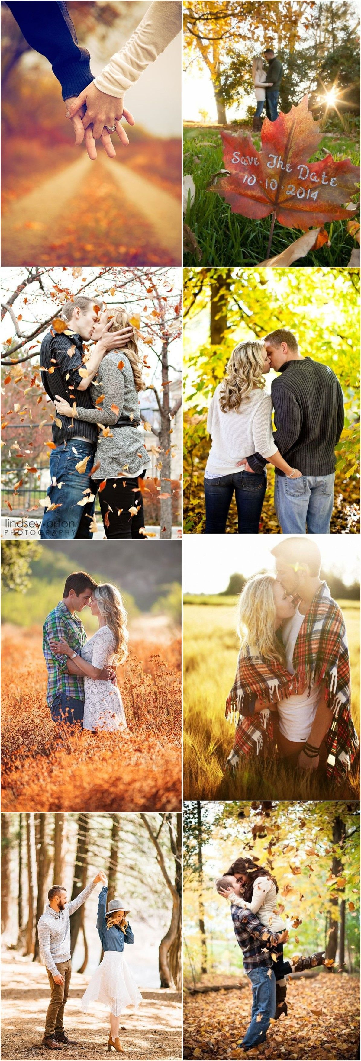 Photo of 23 Creative Fall Engagement Photo Shoots Ideas I Should've Had Myself! – WeddingInclude