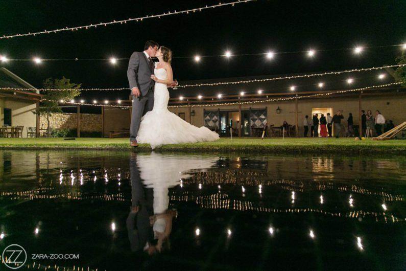 The wedding night tranny