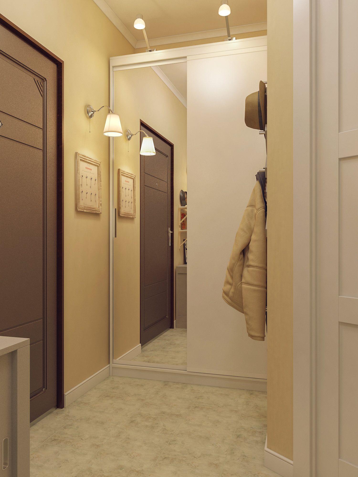 Дизайн прихожей в квартире 5 кв м фото