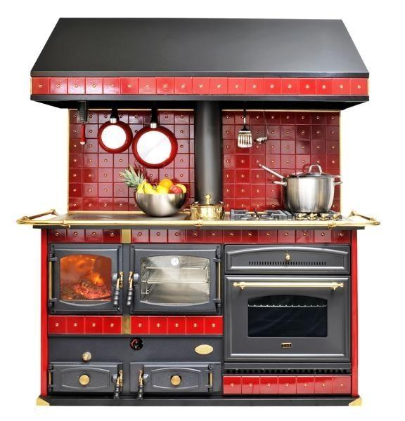 Produitjpg Dreamy Kitchen - Cuisiniere a four pyrolyse pour idees de deco de cuisine