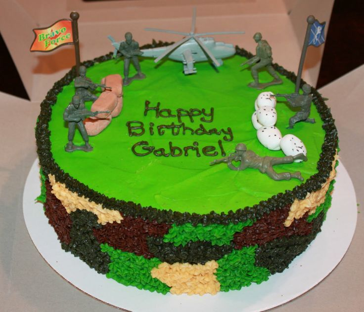 Remarkable Army Men Cake Ideas Army Cake Party Ideas Pinterest With Funny Birthday Cards Online Benoljebrpdamsfinfo