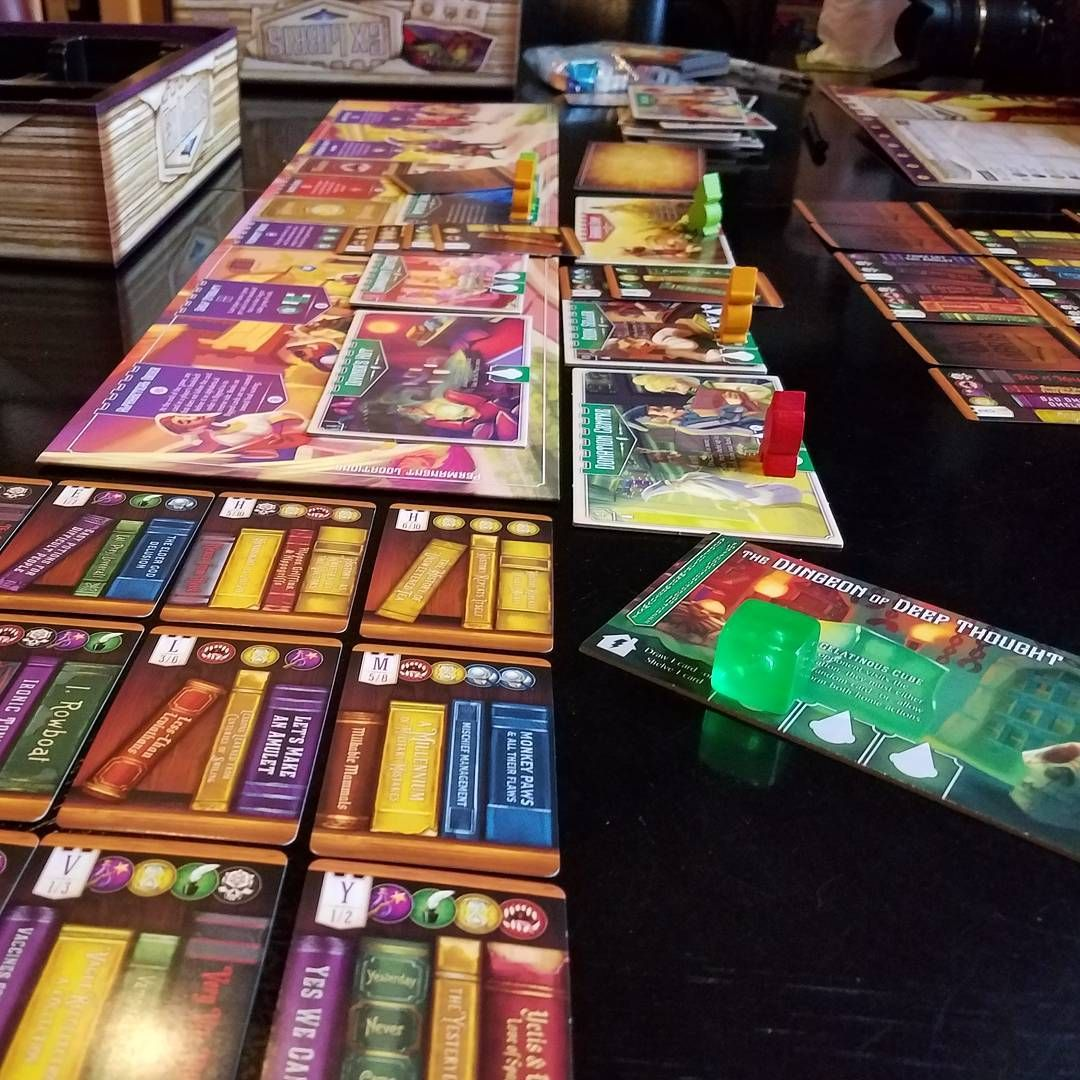 280 Likes 11 Comments Play All The Games Boardgame Girl On