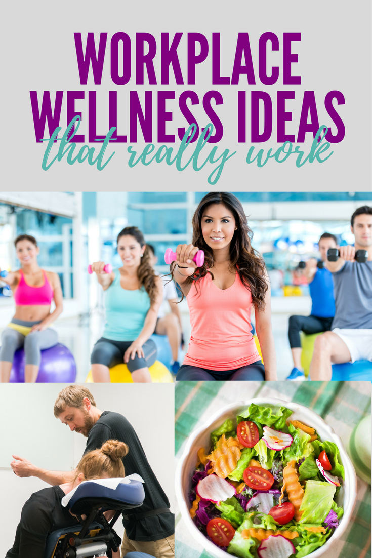 workplace wellness ideas that really work