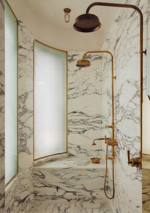 WOI48jpg Bathrooms Pinterest Creative Bath And Marbles Simple Black Marble Bathroom Creative