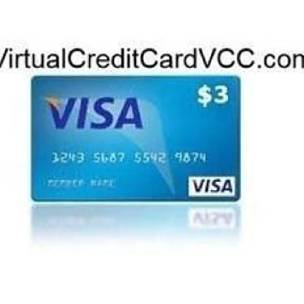 Get Virtual Credit Card Vcc Paypal Adwords And Facebook Etc