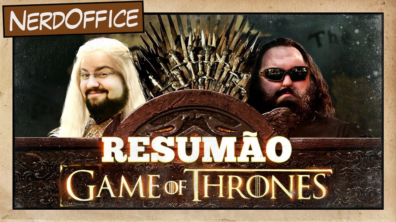 Resumão Game of Thrones #GoT | NerdOffice S07E15