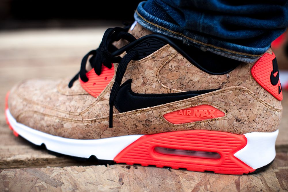 5ab6edd252e ... purchase nike air max 90 25th anniversary cork the hundreds 0e891 4af9c