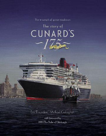 Vintage QE2 Cunard Cruise Liner Poster Print A3//A4