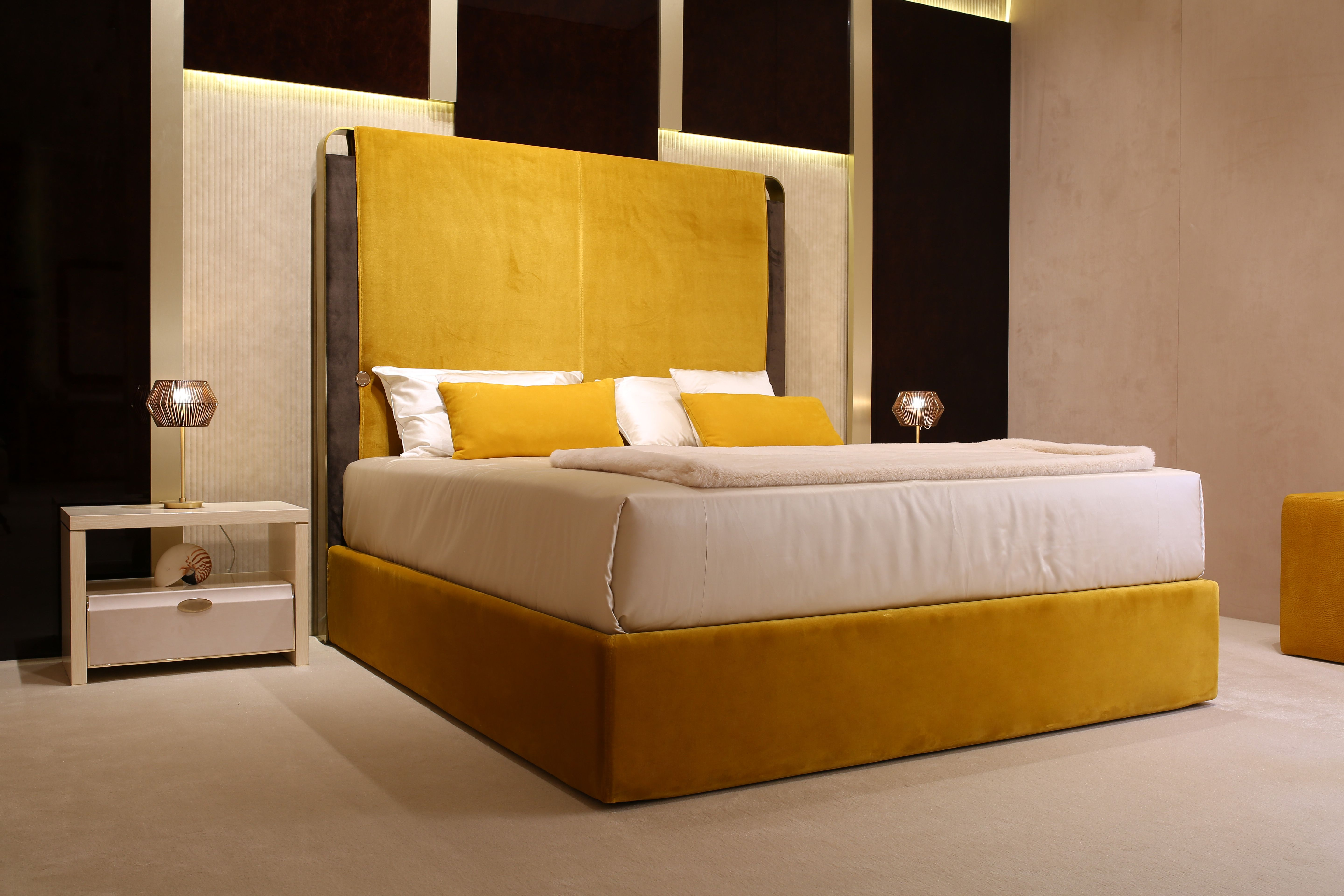 Plaza Bed Italian luxury junior bed luxury