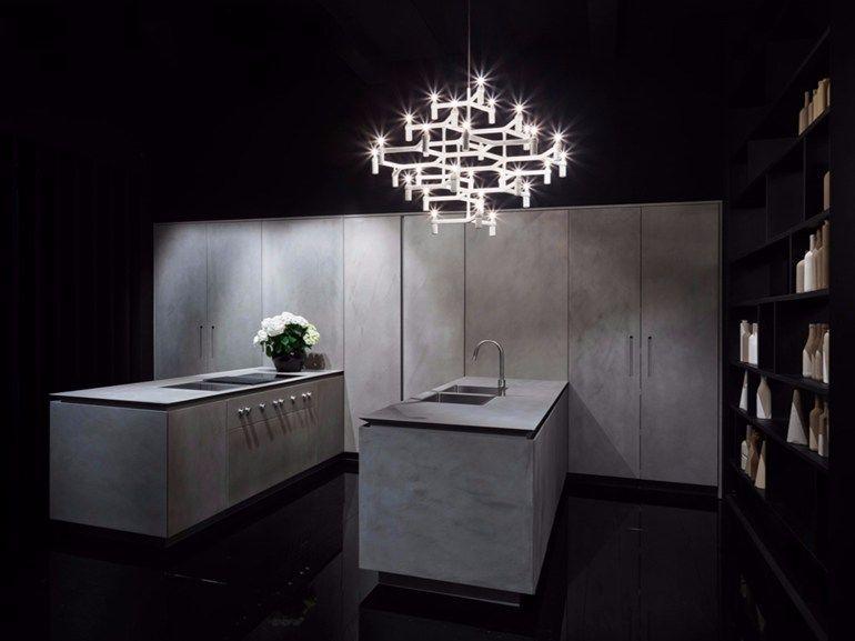 Fly Cuisine En Ciment By Rifra Design Rifra Lab Interieur