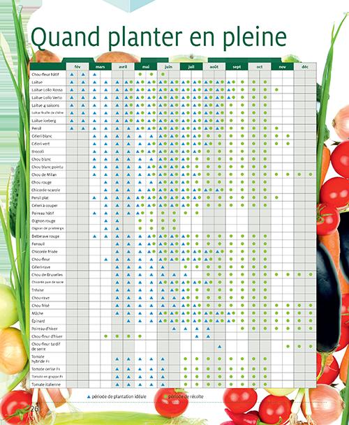Les 25 meilleures id es de la cat gorie calendrier des for Calendrier plantation jardin potager