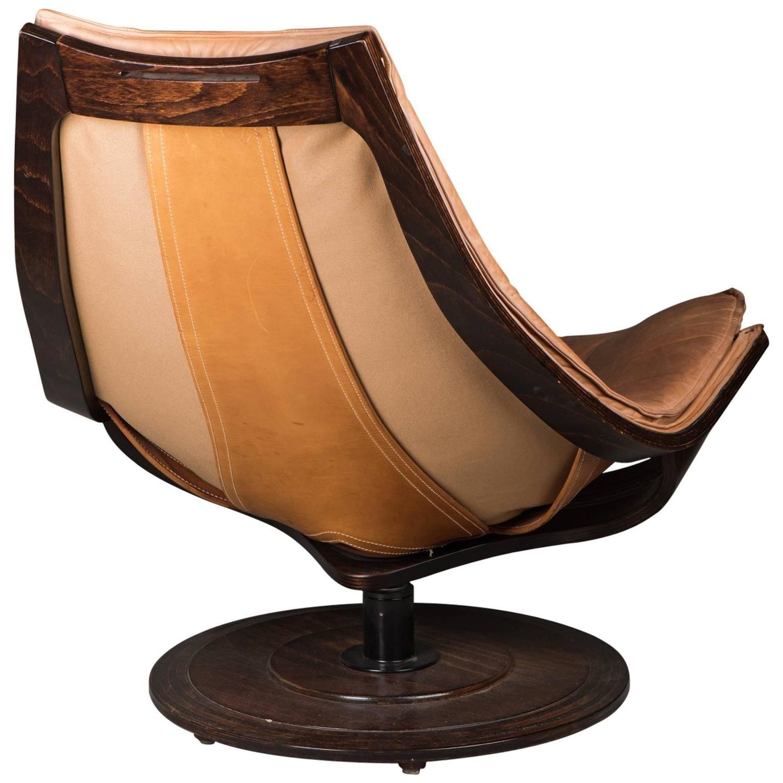 Danish DeLuxe Armchair Mr Bigglesworthy Designer Vintage