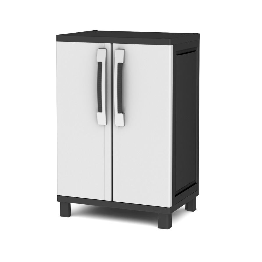 Keter 25 In W X 38 In H X 17 In D Plastic Freestanding Utility