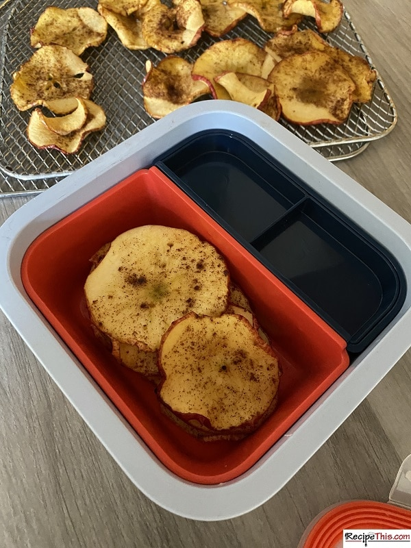 Air Fryer Apple Chips Recipe This Recipe in 2020