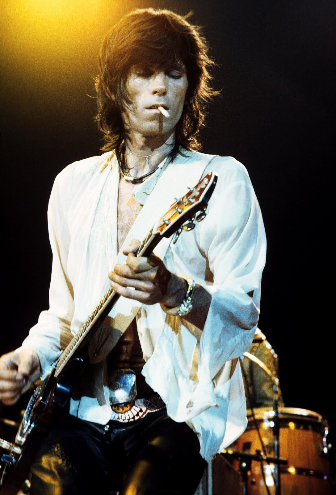 Young Keith Richards Color