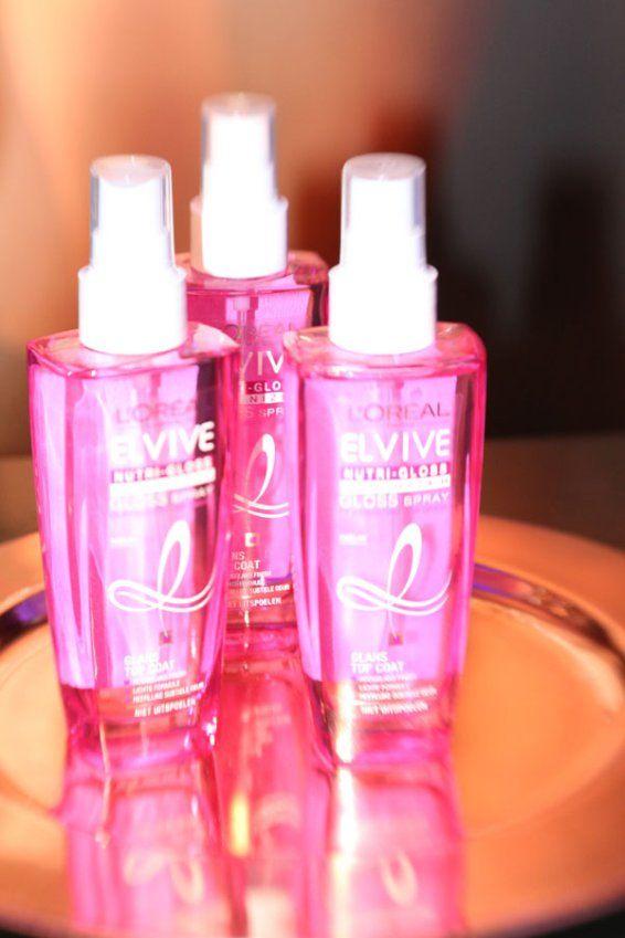 L Oreal Elvive Nutri Gloss Gloss Spray For Shiny Hair Beauty Cosmetics Loreal Shiny Hair