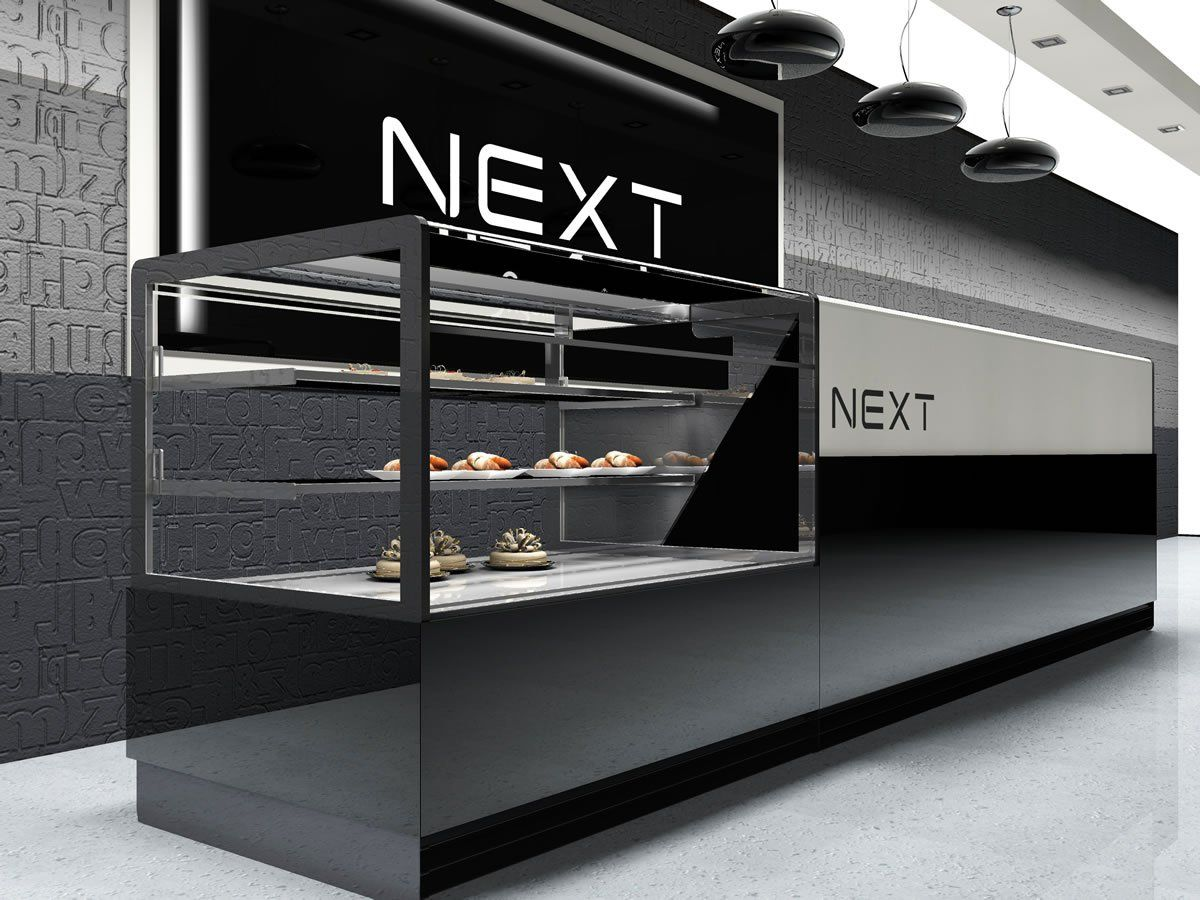 Next series displays bar display furniture next model for Replica mobili design