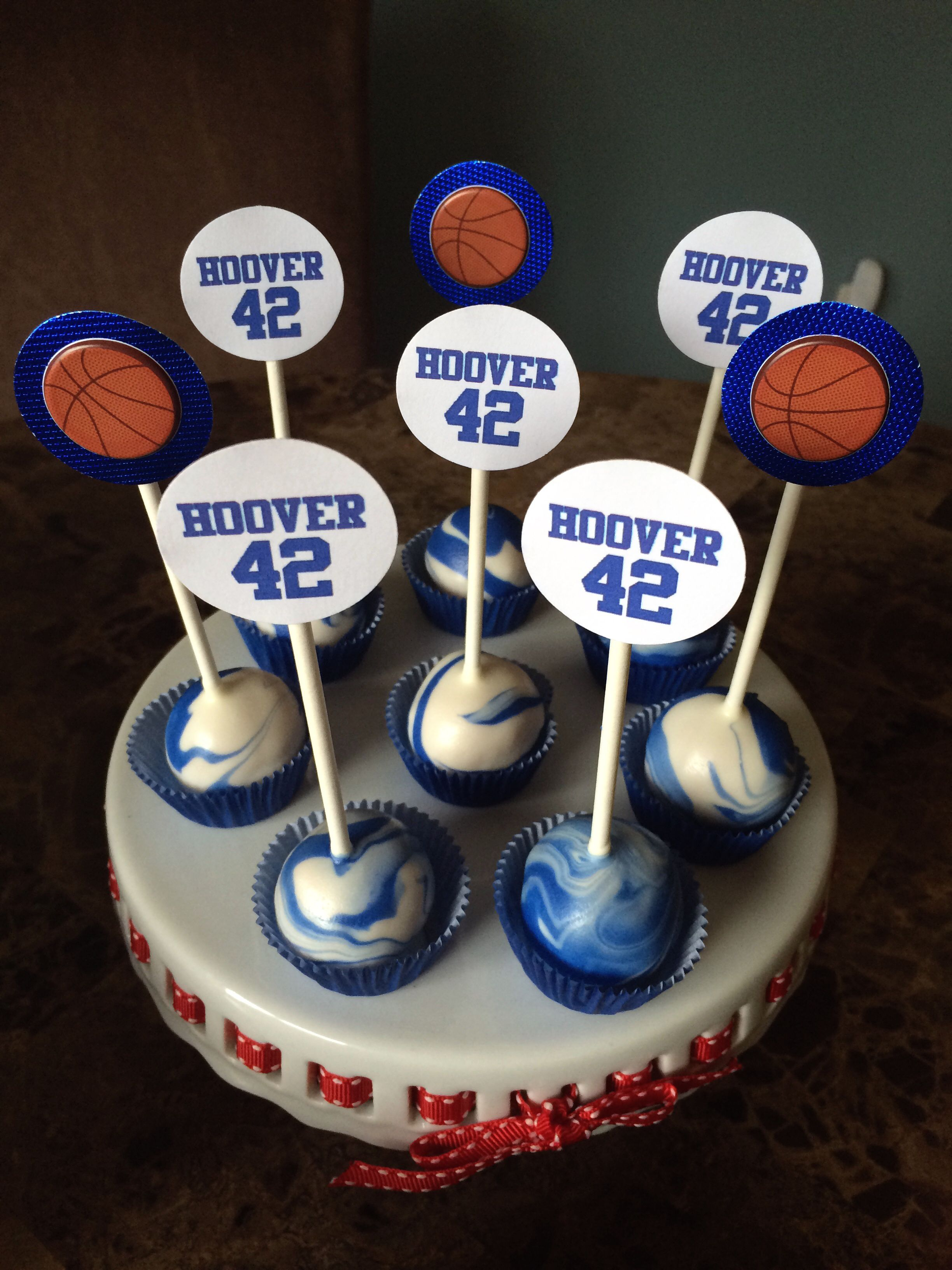 42+ Basketball cake pops recipe ideas