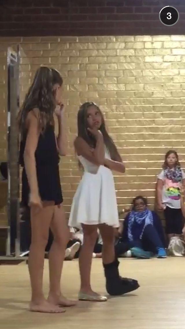 What Happened To Kenzies Foot Mackenzie Ziegler Dance Moms