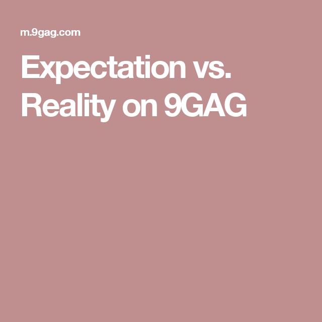 reality on 9gag
