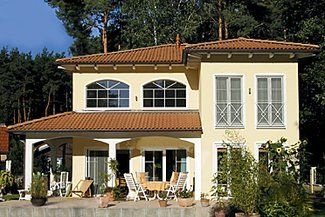 mediterran haus villa 325 217 mediterrane h user pinterest tiny houses and. Black Bedroom Furniture Sets. Home Design Ideas