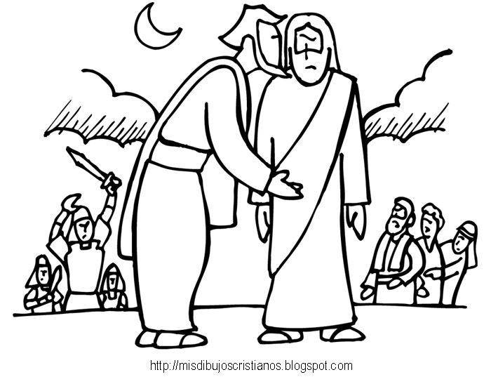Mis Dibujos Cristianos Sunday School Coloring Pages Coloring