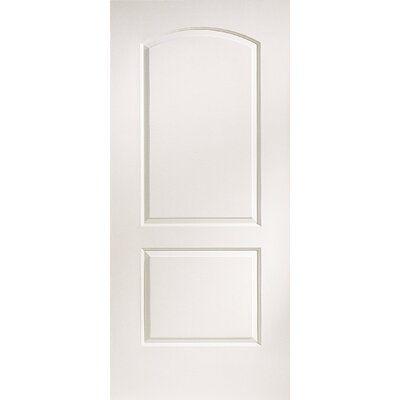Verona Home Design Paneled Solid Manufactured Wood Primed Caiman Standard Door Interior Door Styles Door Design Interior House Design