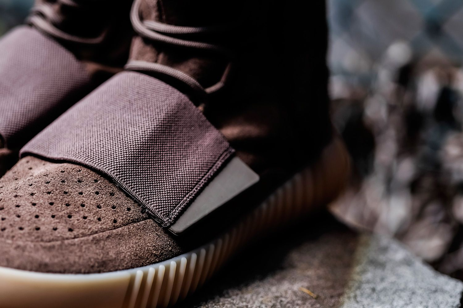Here s an On-Foot Look at the adidas YEEZY Boost 750
