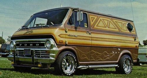 Ford Custom Van Custom Vans Ford Custom Van Vans