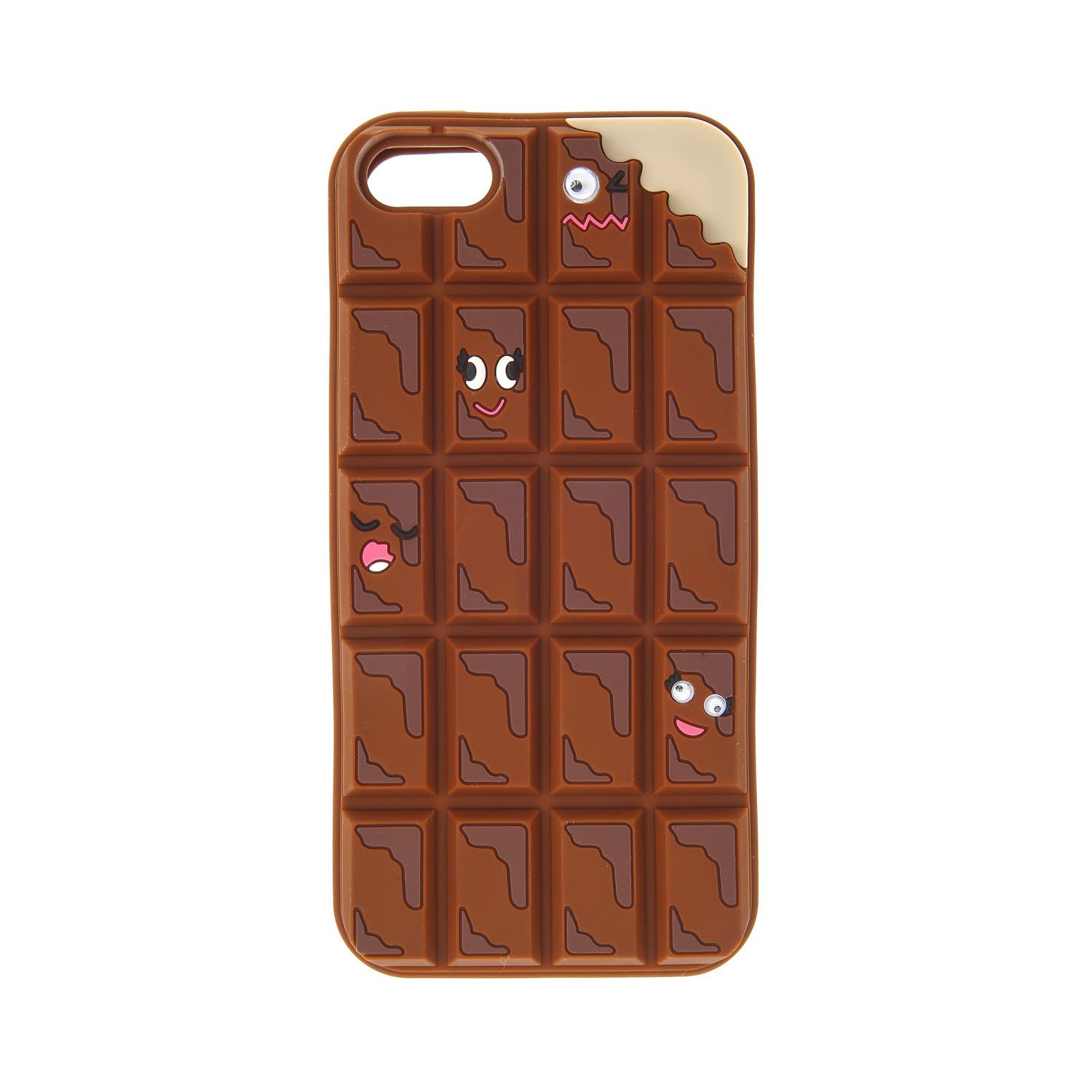 Chocolate Chunks Phone Case - iPhone 5/5S, iPhone 5/5S , all, Phone & iPod Cases, Your Fave's, Phone & Tablet Accessories, Accessories, What's Hot, In The Press Fashion trends, accessories and jewellery for young women
