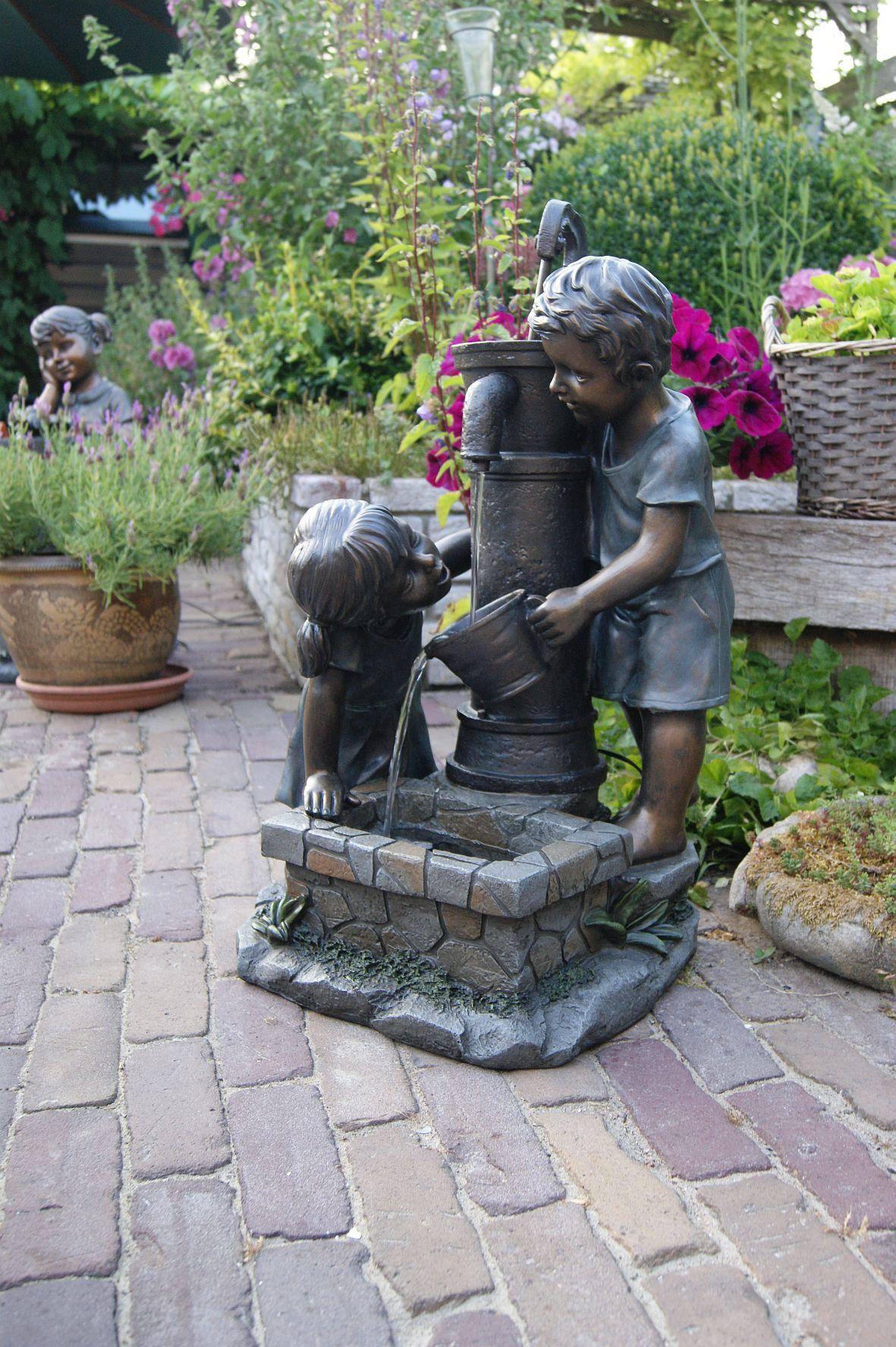 Fontaine de Jardin ATLANTA ACQUA ARTE | Fontaines de jardin ...