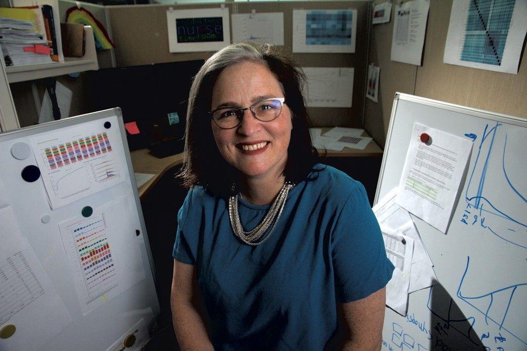 Alison Cosette, Health Care 'Data Nerd' Daily health