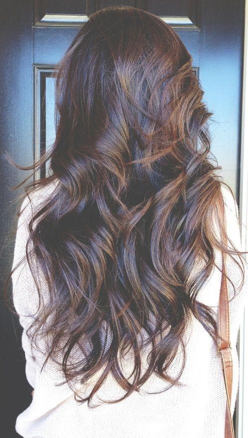 Pin By R A I Y O N S On H A I R Hair Styles Long Hair Styles Wavy Hair
