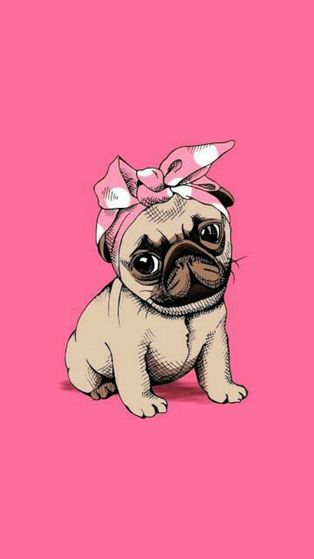 Dog Wallpapers Are Added Beautiful And Cute Dogs For Your Mobile Phone Follow Us On Facebook For More Cute Dog Wallpaper Pug Wallpaper Dog Wallpaper Iphone