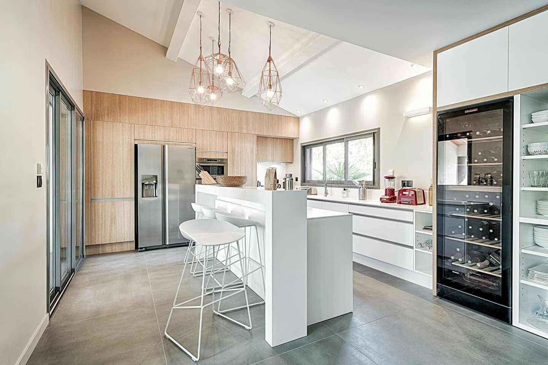 Design kitchen modern architecture home ideals pinterest