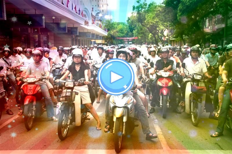 A busy and congested road in Hanoi Vietnam July 4 2010 Hanoi has an es Hanoi A busy and congested road in Hanoi Vietnam July 4 2010 Hanoi has an es  La Vela Cruise Halong...