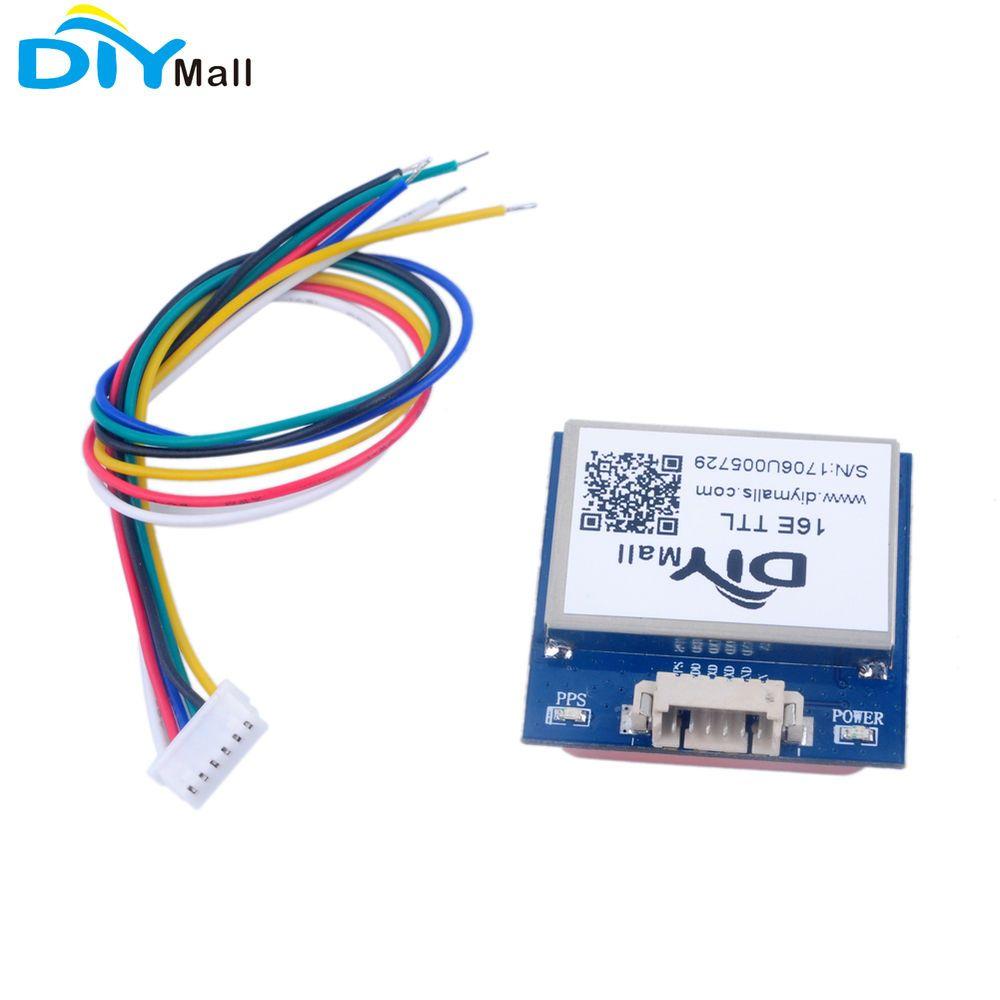 G28U7FTTL Ublox UBXG7020KT GPS Module w/Ceramic Antenna