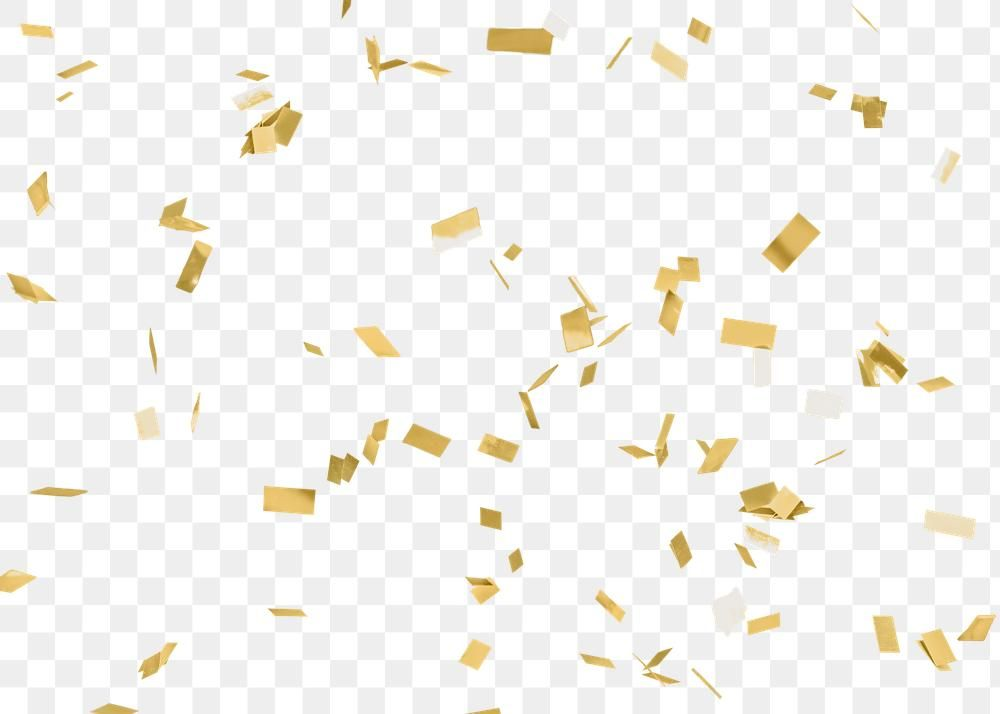 Gold Confetti Patterned Background Design Element Free Image By Rawpixel Com Jingpixar Background Design Background Patterns Design Element