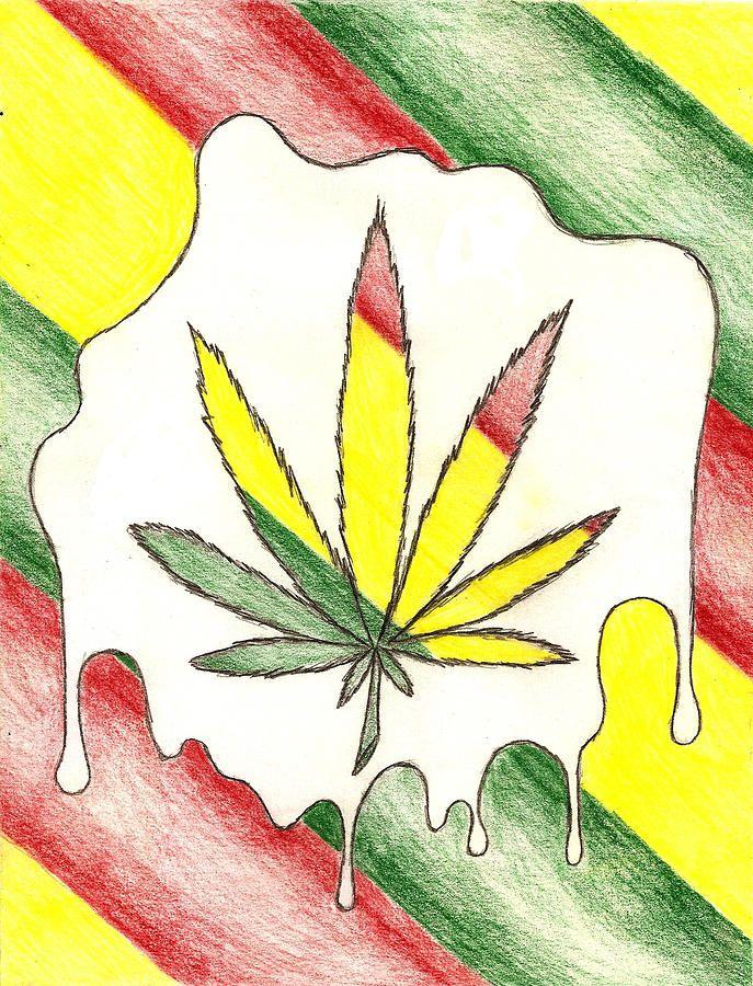stoner drawing